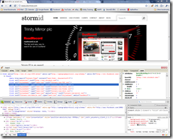 Developer Tools - Chrome v Firefox