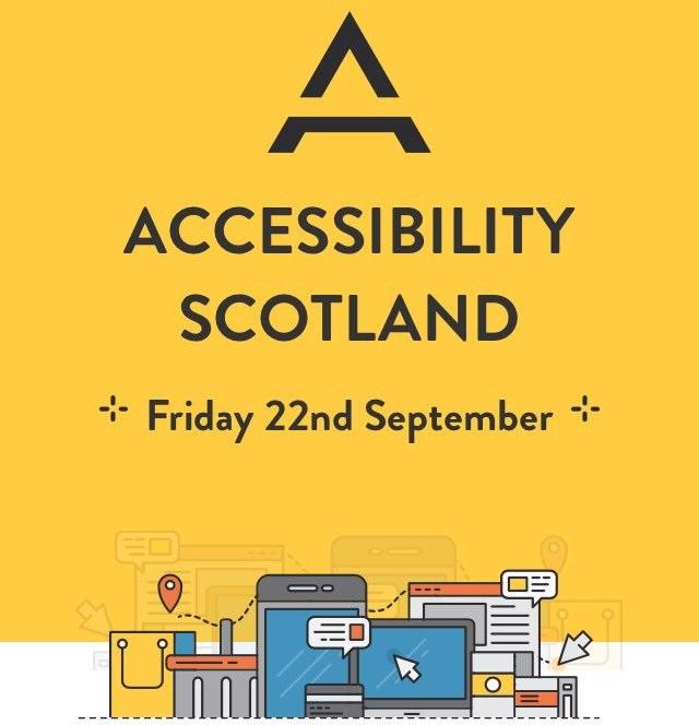 accessibility scotland accessibility in digiatl spaces