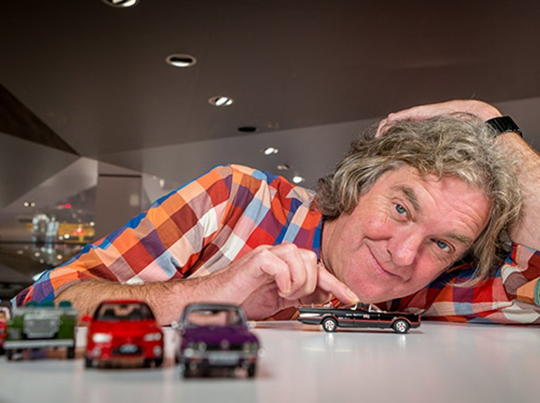 James May radio times