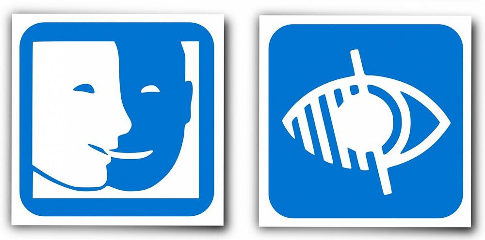 handicap logos
