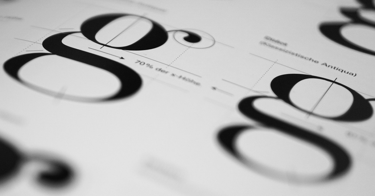 Why You Should Consider a Custom Typeface