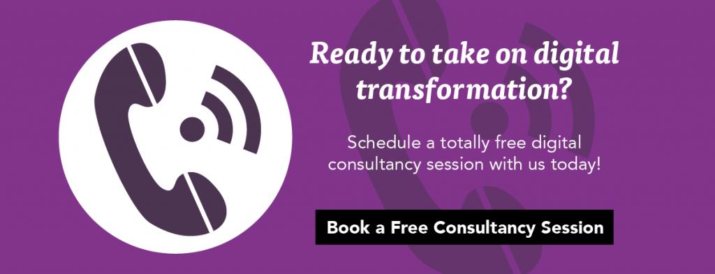 Digital Consultancy Booking