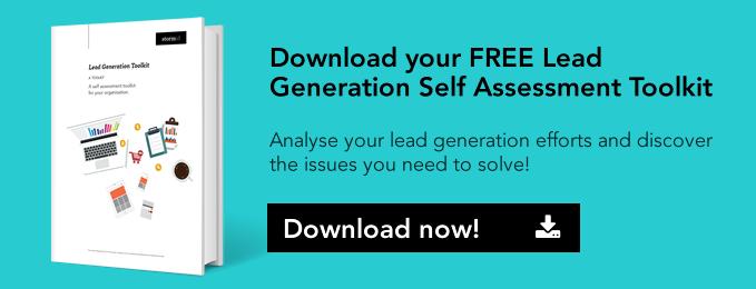 Lead Generation Self Assessment Toolkit