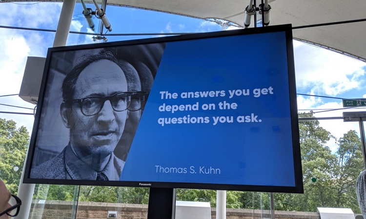 Thomas S. Kuhn quote